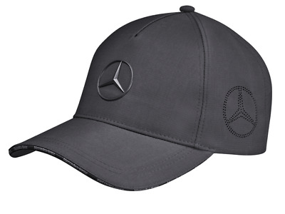 Original Mercedes-Benz Wintermütze Trucker antharzit B67870897