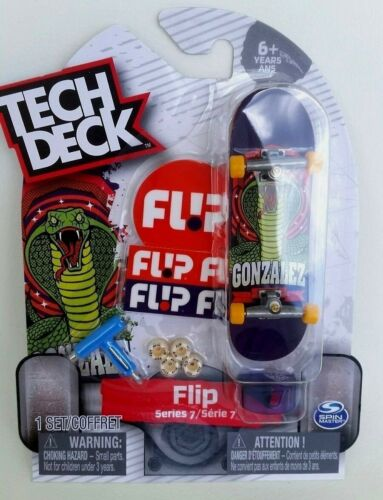 New Tech Deck ULTRA RARE GONZALEZ  FLIP Series 7 Skateboards Fingerboards