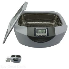 Commercial Ultrasonic Cleaner Cleaning Dental Instruments And Silverwear 25l