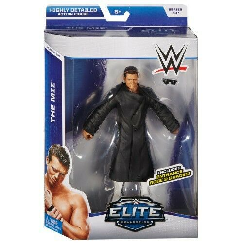 WWE Wrestling Elite Series Action 37 The Miz Action Series Figure 880bd0