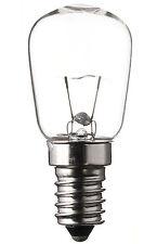 Glühlampe Glühbirne 12V 25W E14 28x64 mm klar Speziallampe Niedervolt