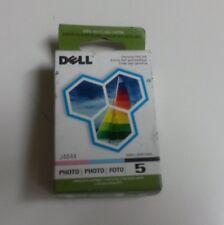Genuine Dell J4844 Photo Ink Cartridge.  Series 5.      Low Price!!!!