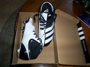 cheaper b1426 cdbf4 Image is loading NEW-Mens-Size-11-5-ADIDAS-Malice-D-