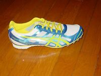 Asics Hyper-rocketgirl 6 Spiked Running Shoe Blue Girls Women Track Sz. 6.5