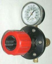 Victor Edge Est4 125 025r Hydrogen Methane Natural Gas Or Lp Regulator Cga 025