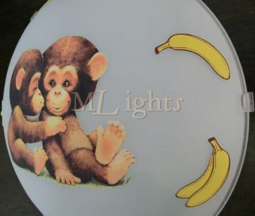 LED Deckenlampe LED Deckenleuchte Leuchtmittel DIMMBAR AFFEN 3 inkl