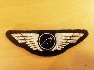 INSIGNE-AILE-DE-POITRINE-COMPAGNIE-AERIENNE-Airline-Pilot-Wings-22