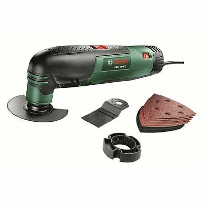 Bosch PMF 190 E Multifunctional Allrounder: Oscillating Multi-Tool with Cutting