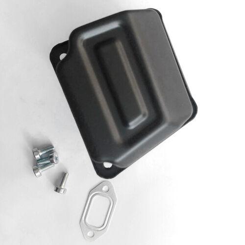 Auspufftopf Schrauben Dichtung Hardware Set für Stihl 024 026 MS240 MS260