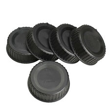 5pcs Rear Lens Cap Cover for All Nikon AF AF-S DSLR SLR Camera LF-4 Lens Dust