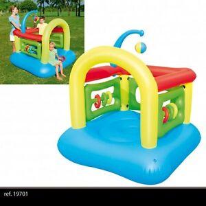 Aire Chateau Jeu Enfant Jardin 142x142x165 1 Ballon Exterieur Neuf 34 Ebay