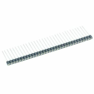 Packs of 10   SIL LOW PROFILE TURNED PIN  3 WAY SOCKET STRIPS