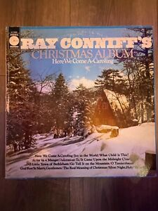 Ray Conniff - Christmas Album Here We Come A-Caroling  - VG Columbia LP vinyl