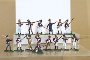 HERITAGE-MINIATURES-MAISON-MILITAIRE-MM19-NAPOLEONIC-FRENCH-IMPERIAL-GUARD-SET-n