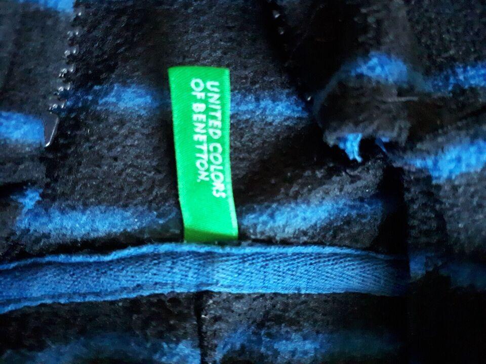 Hættetrøje, Fleecetrøje, Benetton