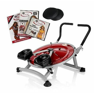 AB Circle Pro Abs And Core Home Gym Exercise Fitness Machine & DVD