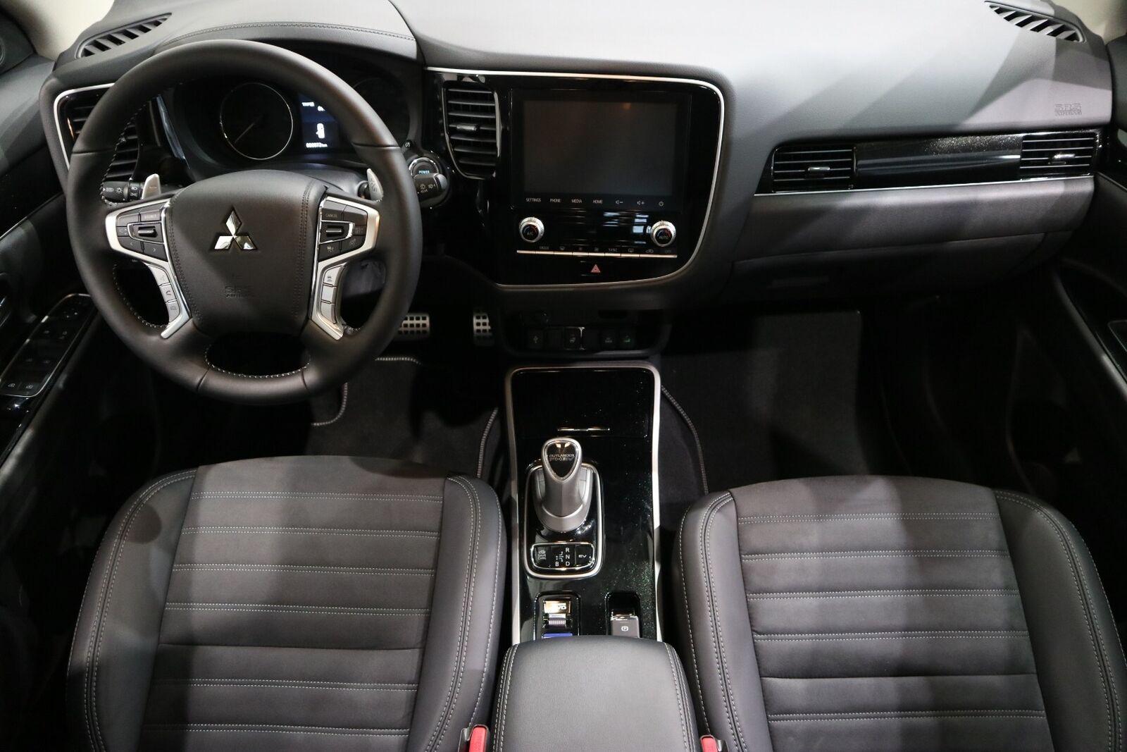 Mitsubishi Outlander 2,4 PHEV Intense CVT 4WD - billede 14