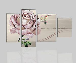 Quadri moderni astratti olio su tela dipinti a mano fiore for Quadri moderni astratti dipinti a mano