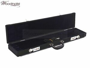 Pro-New-8-Bow-Case-Fit-Violin-Viola-Cello-Bow-Black