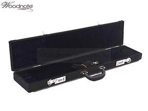 Pro-New-8-Bow-Case-Fit-Violin-Viola-Cello-Bow-Black