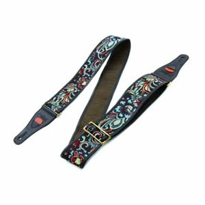 RightOn! Special Beppu Synthetic 6cm wide Guitar strap, Right On