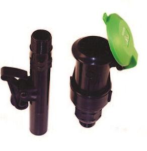 PP-Schnellkupplungsventil-Typ-3039-Schluessel-Typ-3139
