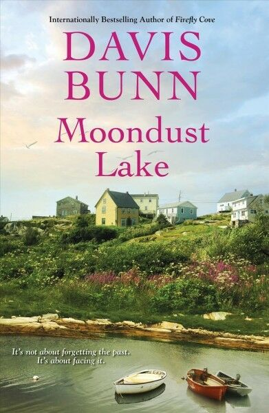 Moondust Lake, Hardcover by Bunn, T. Davis, Brand New, Free shipping in the US