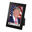 """President Donald Trump Presidential Picture Framed 5/"""" x 7/"""" Framed Poster"""
