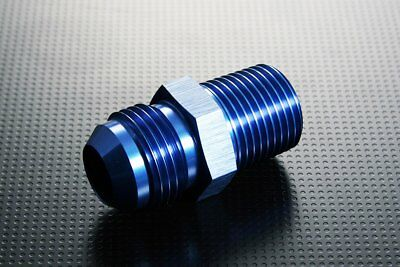 AN 8 AN8 JIC Flare to M16x1.5 METRIC STRAIGHT MALE Hose Fitting Adapter