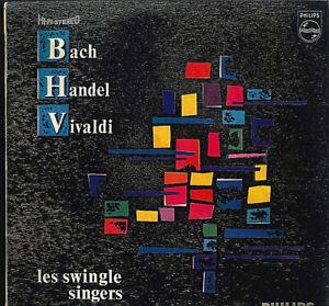 Les Swingle Singers – Bach, Handel, Vivaldi