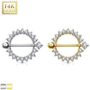 stab hantel barbell mit slave ring piercing Schmuck Strass Stein stainless steel