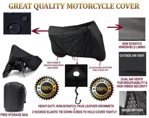 2012 HEAVY-DUTY BIKE MOTORCYCLE COVER Ducati Streetfighter 848