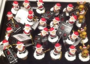 Christmas Wine Stoppers.Details About Christmas Wine Stoppers Snow Man Reindeer And Santa