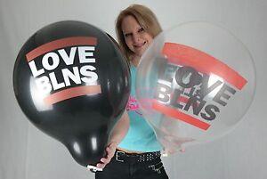 5-x-Cattex-16-034-Luftballons-034-LOVE-BLNS-034-Logo-LOONER-WORLD