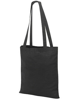 Shugon Guildford Cotton Shopper/Tote Shoulder Bag - Unisex - 3 Colours