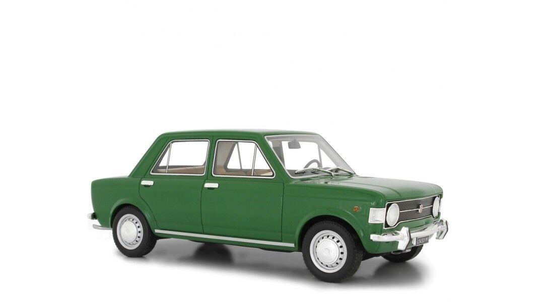 Fiat 128 1° serie 1969 verde verde LAUDORACING 1 18 LM112D