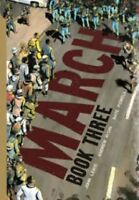 The March Book 3 By John Lewis Civil Rights History Graphic Novel Series Teen