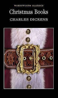 1 of 1 - Christmas Books (Wordsworth Classics), Dickens, Charles, Very Good Book