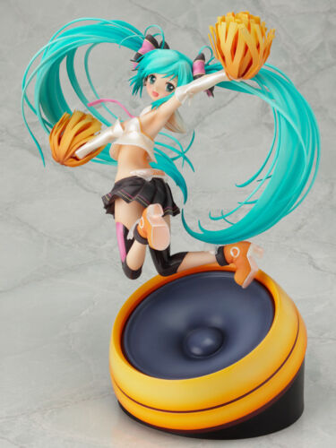 Hatsune Miku Cheerful ver FROM JAPAN Character Vocal Series 01 Figure Good...