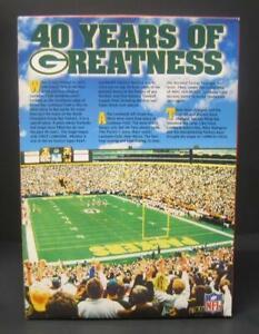 1997 Wheaties Cereal Box-Green Bay Packers Lambeau Field Vince Lombardi Holmgren