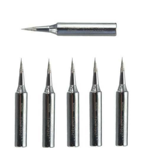 5x Lead Free Replacement Soldering Tools Solder Iron Tips Head 900m-T-I 936h XG