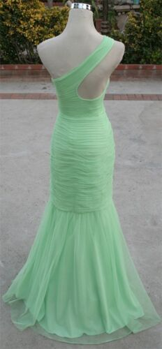 NWT HAILEY LOGAN $155 SAGE Formal Evening Prom Gown 5