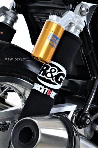 R/&G RACING SHOCK-TUBE COVER Kawasaki ZX10-R 2015