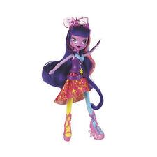 My Little Pony Rainbow Rocks Neon Equestria Dolls Twilight Sparkle Hasbro - NIB