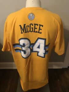 Image is loading Denver-Nuggets-Javale-McGee-XL-NBA-Basketball-Throwback- dfc6109b3