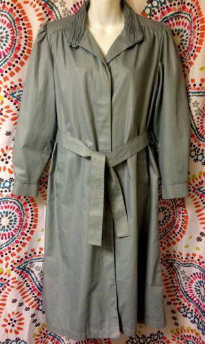 femmes London 10 Manteau taille bleu brouillard pour de qznxTIw8