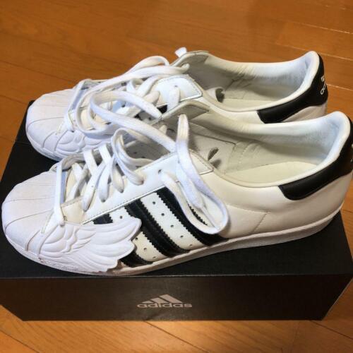 Men 9.5US Adidas Jeremy Scott Superstar