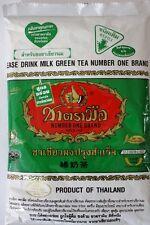 Thai Grüner Tee Mix - Number One Brand 200g - Thai Grüner Tee Latte