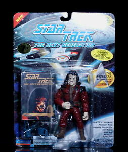 STAR-TREK-Next-Generation-The-Nausicaan-Playmates-5-034-Action-Figure