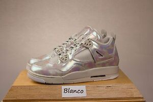 810e66f7f40b Nike Air Jordan Retro IV Pearl 742639-045 US 8y 8.5y Light Bone ...